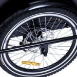 Disc Brake (Front) to electric cargo bike