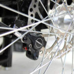 Hydraulic Brakes & Puncture Free Tires