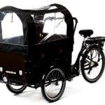 Canopy Electric Cargo Bike