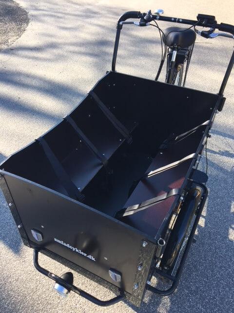 Kindergarten cargo bike