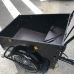 Classic cargo bike - Low box