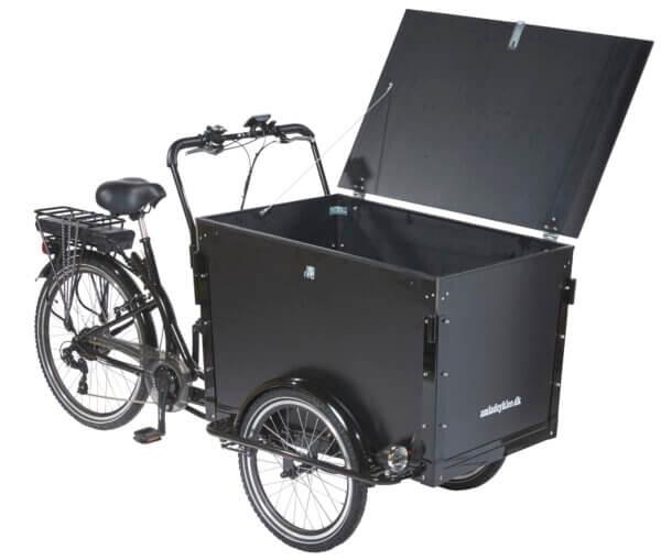 Electric Cargo Bike – Workman - Amcargobikes
