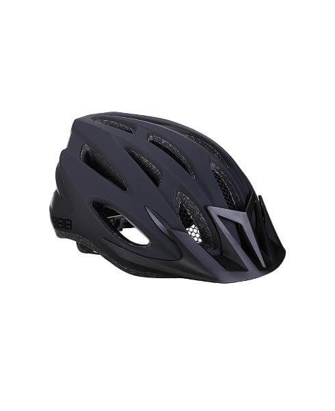 Bike Helmet – Black – Adult