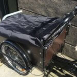 Rain cover for Cargo bike