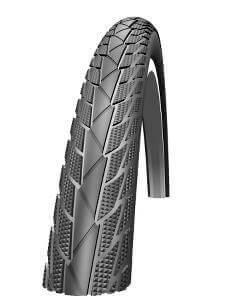 Cargo bike front tires