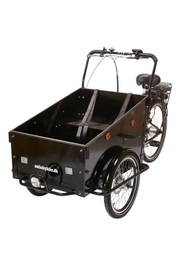 Cargo bike lowerrider