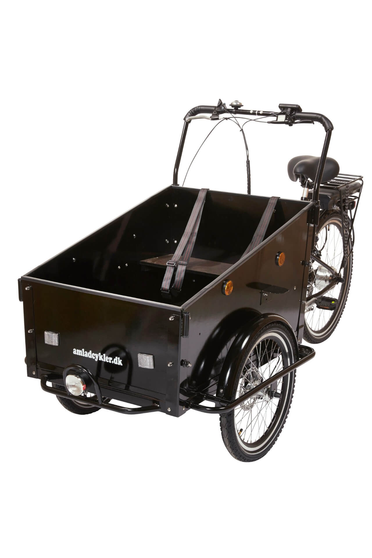 Cargo bike lowerrider