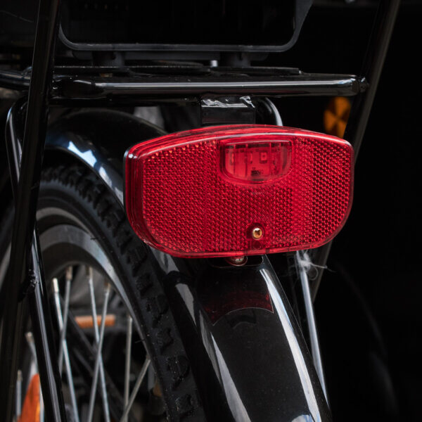 Back Lamp for cargo bike Long John Amcargobikes