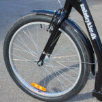 Front wheel for Electric Adult Tricycle Amcargobikes
