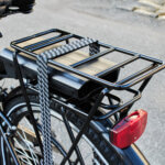 Luggage carrier for Electric Cargo bike Amcargobikes