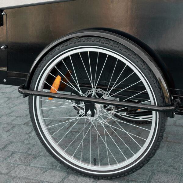 Front Wheel 24″ for Cargo Bikes Amcargobikes