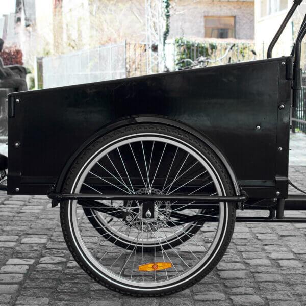 Wood Panel for the Box on Cargo Bikes Amcargobikes