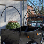 Cover Arches – Two Pieces that fits Electric Cargo Bikes Amcargobikes