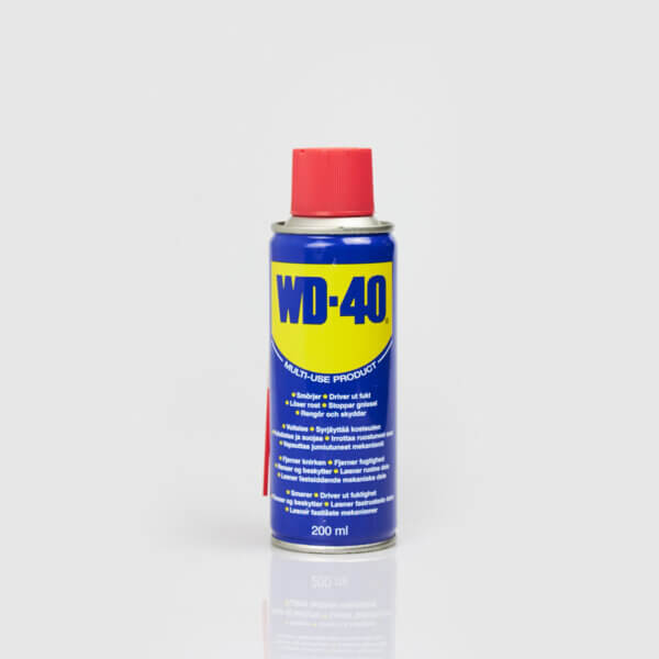 WD40 Stainless Protection Bike Oil for cargobikes Amcargobikes