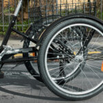 Adult Tricycle back wheel Amcargobikes