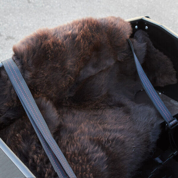 Lambskin's Rug Amcargobikes