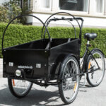 Cover Arches – Two Pieces for your Cargo Bike Amcargobikes
