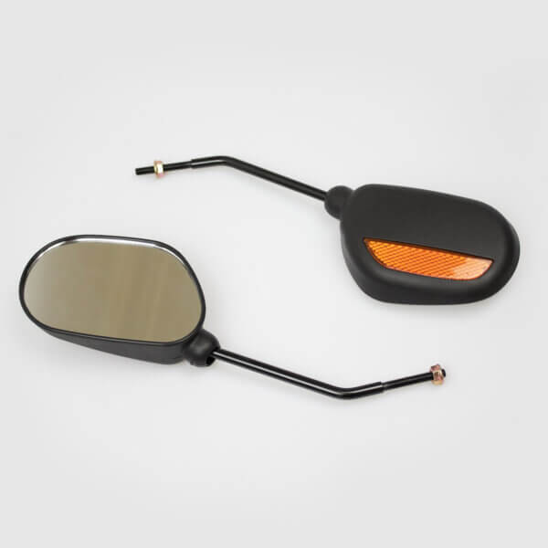 Side mirrors for your bike