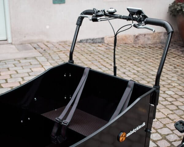 Superior electric cargobike Amcargobikes