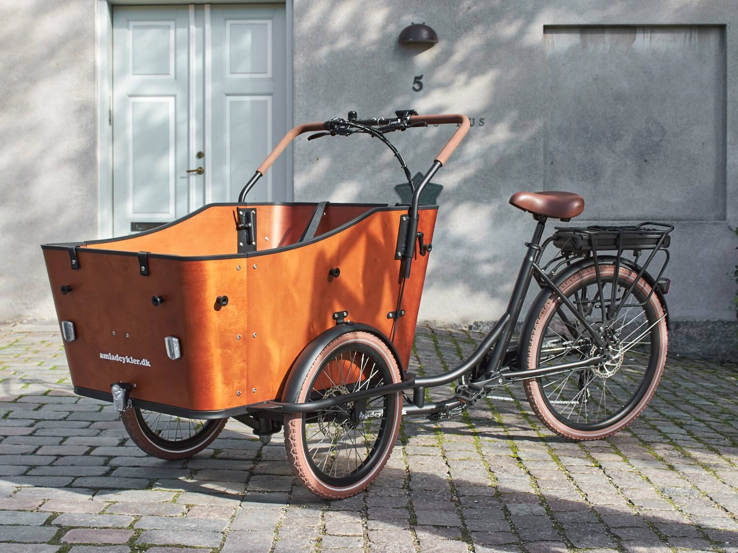 Electric Cargo Bike - Ultimate Harmony