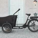 Electric Cargo Bike - Ultimate Harmony - Amcargobikes
