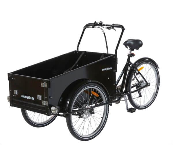 Classic Cargo Bike – Dog