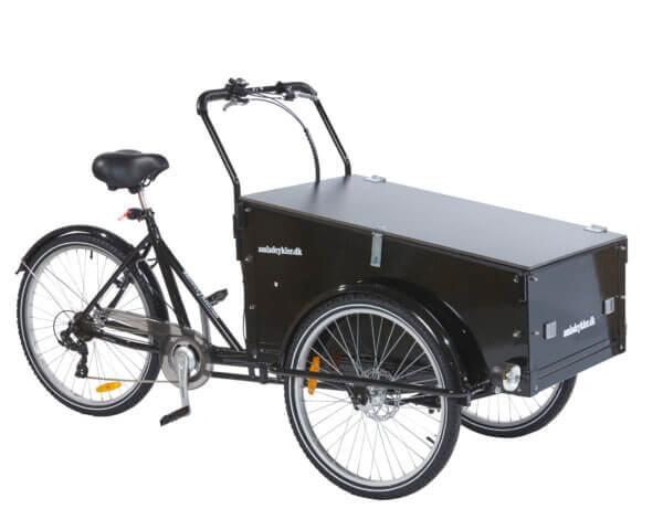 Classic Cargo Bike – Workman