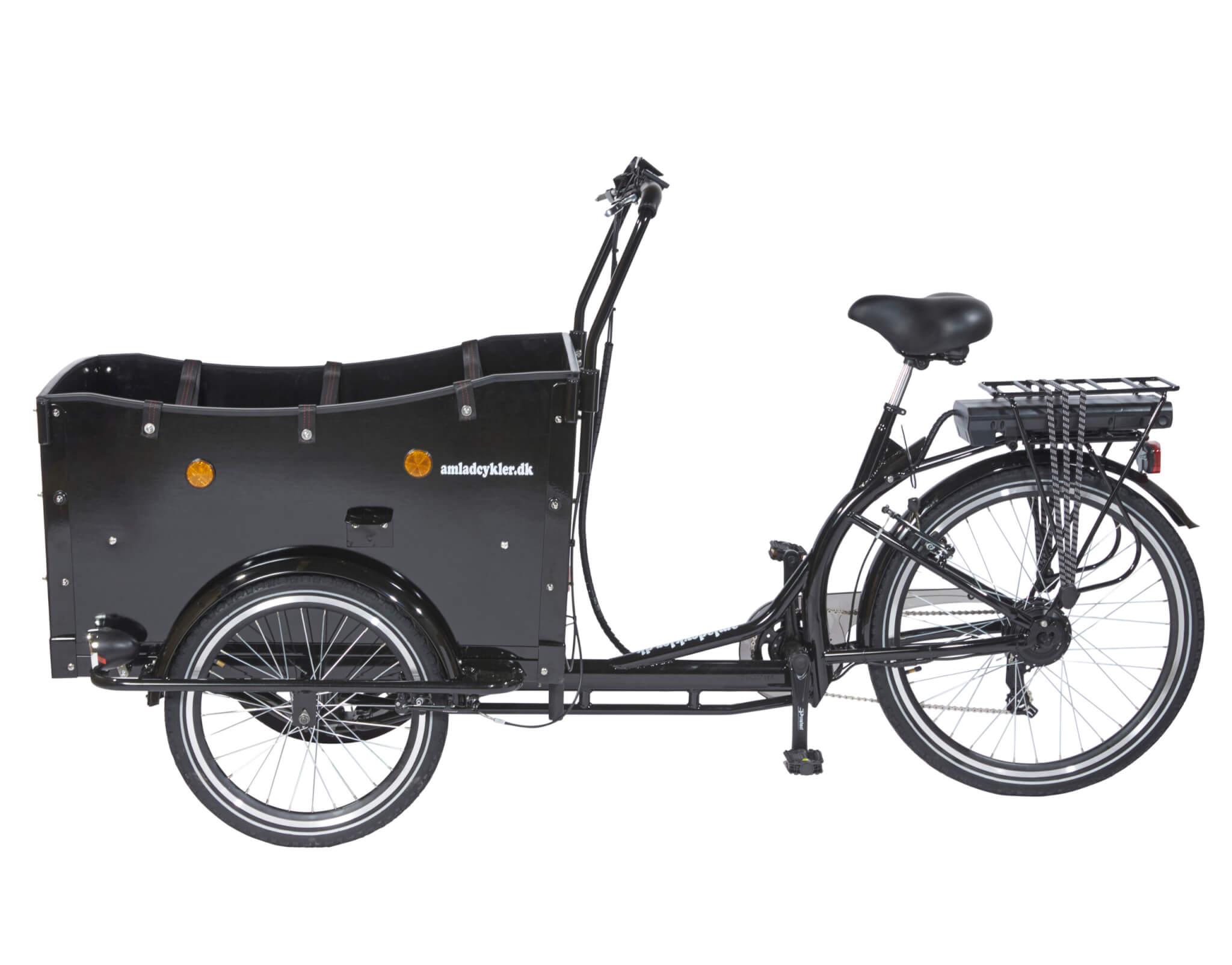 Electric Cargo Bike – Kindergarten - Amcargobikes